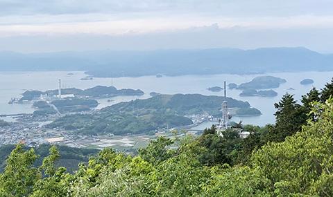 神峰山を歩こう